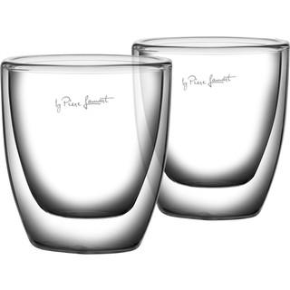 Lamart Комплект стаканов для эспрессо LT9009 Transparent