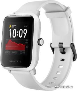 Умные часы Amazfit Bip S (белый) (67582)
