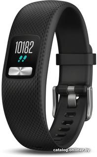 Фитнес-браслет Garmin Vivofit 4 L (черный) (25158)