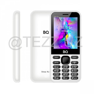 Телефоны BQ 2831 Step XL+ White