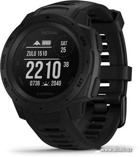 Умные часы Garmin Instinct Tactical Edition (черный) (50573)