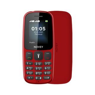 Телефон Novey 107 RED