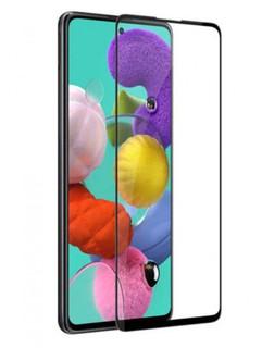 Керамическое защитное стекло Samsung A21/21S