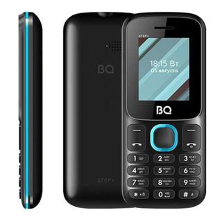 BQ 1848 Step+, Black/Blue