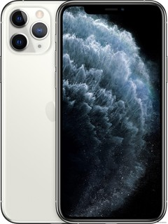 Смартфон Apple iPhone 11 Pro 256GB (серебристый) (57826)