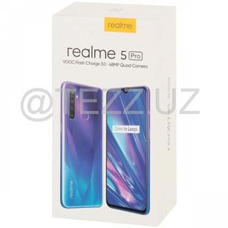 Смартфоны Realme RMX1971 5PRO (4+128)-Blue