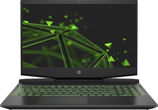 Игровой ноутбук HP Gaming Pavilion 15-dk1007ur 10B16EA (55165)