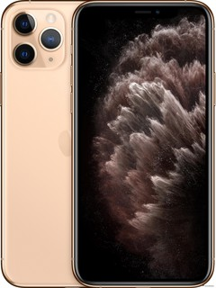 Apple iPhone 11 Pro Max 256GB (золотистый)