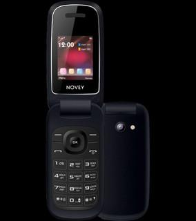 Телефон Novey 118 Black