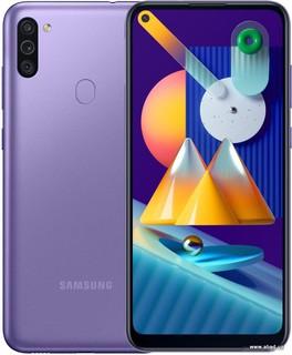 Смартфон Samsung Galaxy M11 SM-M115F/DS 3GB/32GB (фиолетовый) (61385)