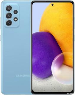 Смартфон Samsung Galaxy A72 SM-A725F/DS 6GB/128GB (синий) (66795)