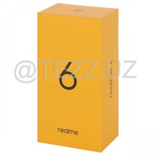 Смартфоны Realme 6 (4+128)-Blue