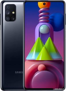 Смартфон Samsung Galaxy M51 SM-M515F/DSN 6GB/128GB (черный) (63453)