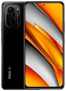POCO F3 6/128GB чёрный