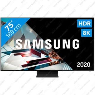 Телевизор SAMSUNG 75Q800T 8K NEW 2020