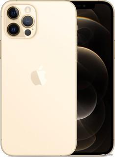 Смартфон Apple iPhone 12 Pro Dual SIM 128GB (золотой) (61182)
