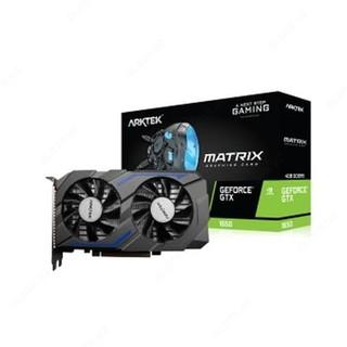 Видеокарта Arktek GeForce GTX1650 4GB 128Bits GDDR5