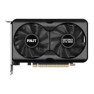 Видеокарта Palit GeForce GTX1650 GP 4GB (NE6165001BG1-1175A)