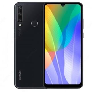 Смартфон Huawei Y6p 3/64GB (NFC) Black