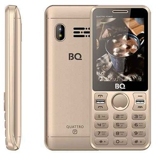 Телефон BQ 2812 Quattro Power