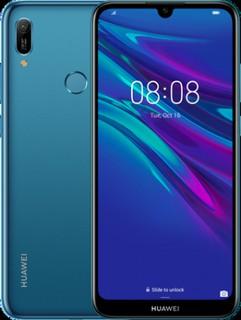 Смартфон HUAWEI Y6 (2019) Sapphire Blue