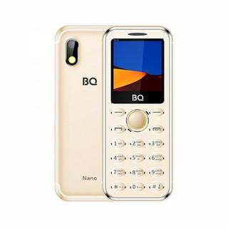 Кнопочный Телефон BQ 1411 Nano Золотой