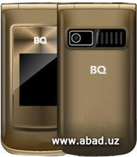 Мобильный телефон BQ-Mobile BQ-2807 Wonder (коричневый) (59530)