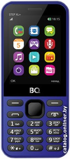 BQ-Mobile Step XL+ (синий) [BQ-2831]